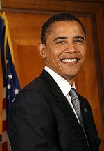 Ev�nements : Barak Obama