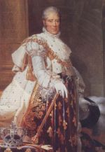 Evènements : Charles X de France