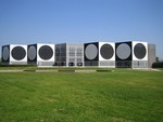 D�c�s : Fondation Vasarely