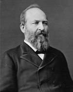 Evènements : James Abraham Garfield