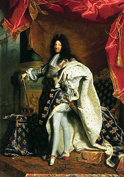 Ev�nements : Louis XIV de France
