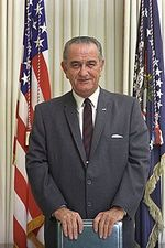Naissances : Lyndon B. Johnson