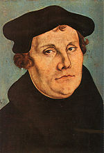 Ev�nements : Martin Luther