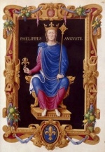 Ev�nements : Philippe II de France