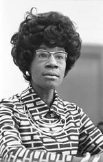 D�c�s : Shirley Chisholm