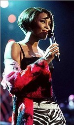 Naissances : Whitney Houston