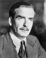 Ev�nements : Anthony Eden