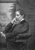 D�c�s : Charles Dickens