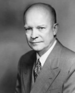 Décès : Dwight David Eisenhower