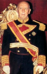 Evènements : Francisco Franco