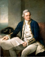 Evènements : James Cook