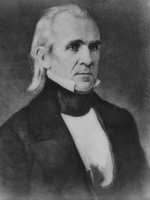 Ev�nements : James K. Polk