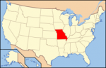 Ev�nements : Missouri