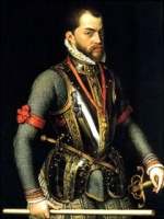 Evènements : Philippe II d'Espagne