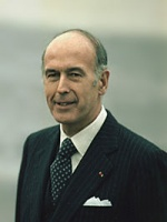 Evènements : Valéry Giscard d'Estaing